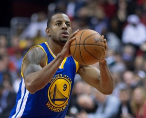 Andre Iguodala has found success in Golden State since he left the Denver Nuggets in 2013. (Keith Allison/Flickr)