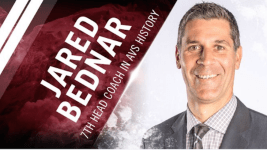 Colorado hired Jared Bednar to succeed Patrick Roy. (Photo provided by Avalanche)