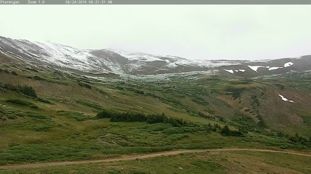Loveland Ski Area in August 2016. (Courtesy Loveland Ski Area)