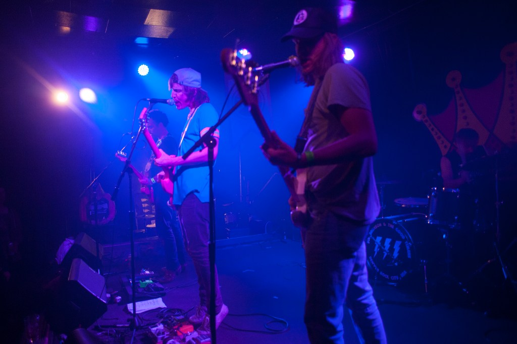 Bud Bronson and the Good Timers at Treefort 2016. (Patrick Sweeney/Flickr)