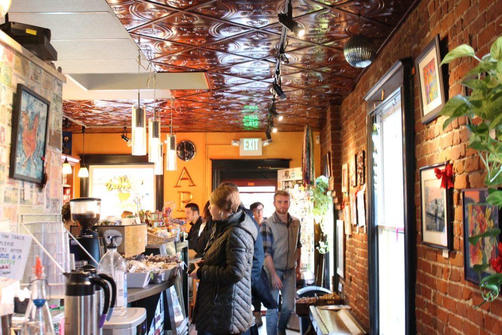 Stella's Gourmet Coffee and Such. (Ashley Dean/Denverite)