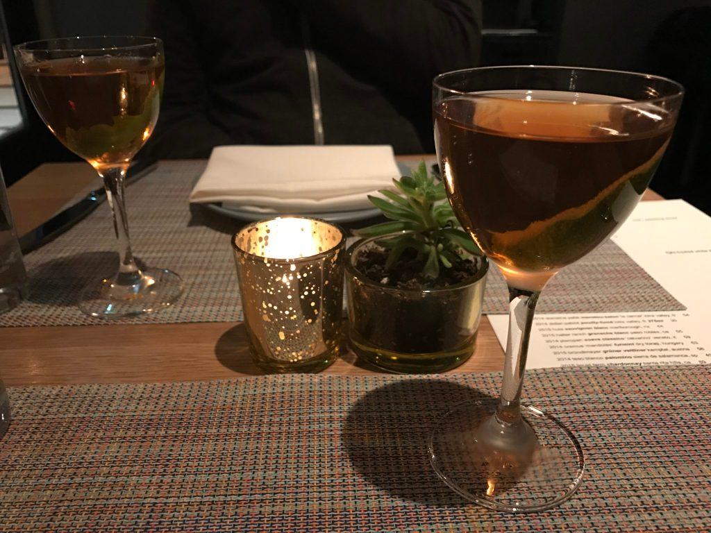 The 50-50 Martini at 12@Madison, 1160 Madison St. (Ashley Dean/Denverite)