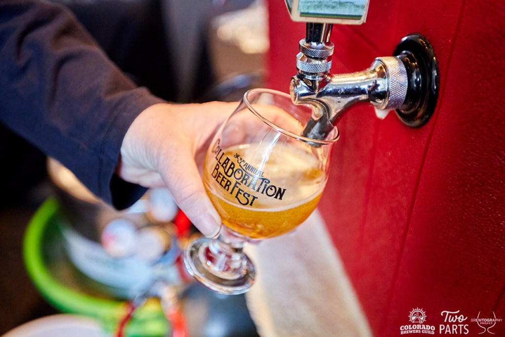 The fourth annual Collaboration Beer Fest is March 25. (Courtesy of Dustin Hall with The Brewtography Project)