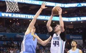 Nikola Jokic had a triple-double, but the Nuggets still lost. (Sam Sharpe/USA Today Sports)