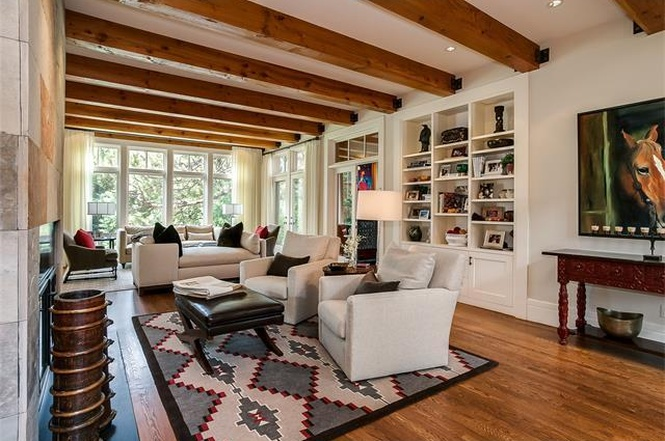 The interior of 101 South Ash Street. (Courtesy of Redfin)