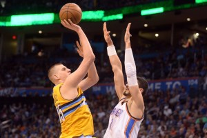Elle Woods can help put Nikola Jokic's emergence into perspective. Trust us. (Mark D. Smith/USA Today Sports)