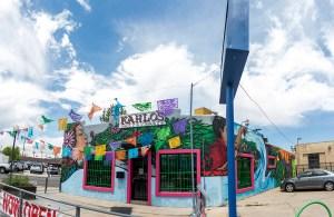 Kahlos on Morrison Road in Westwood, May 31, 2017. (Kevin J. Beaty/Denverite)  westwood; denver; colorado; kevinjbeaty; denverite; morrison road;