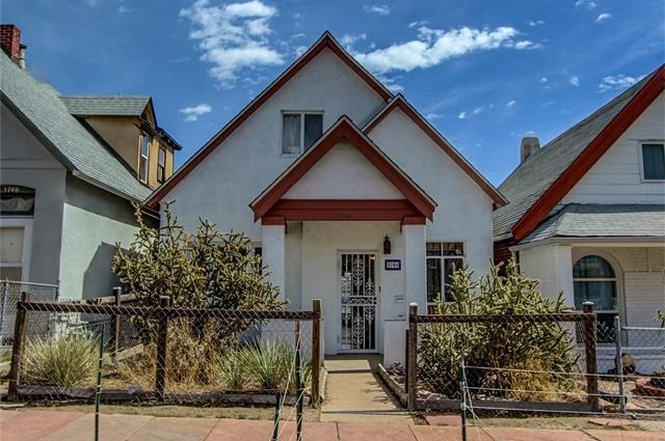 The exterior of 3744 Mariposa Street. (Courtesy of Redfin)