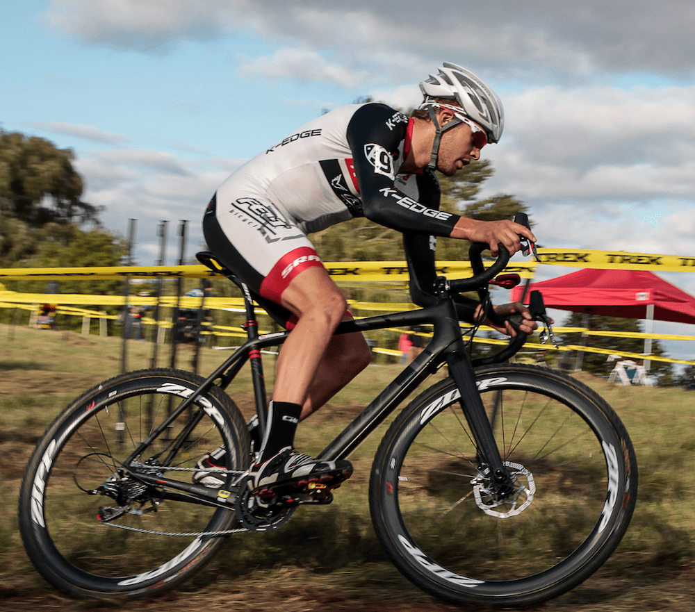 Daniel Summerhill is pictured on his bike in 2013. (Roxanne King/Flickr Creative Commons)