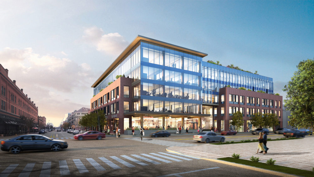 The Platte Fifteen office building planned for 2375 15th St. (Courtesy of Legend Partners)