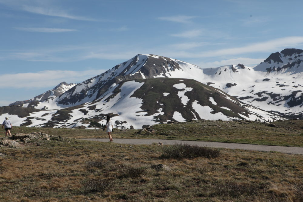 Independence Pass views in 2015. (Andrew Kenney/Denverite)