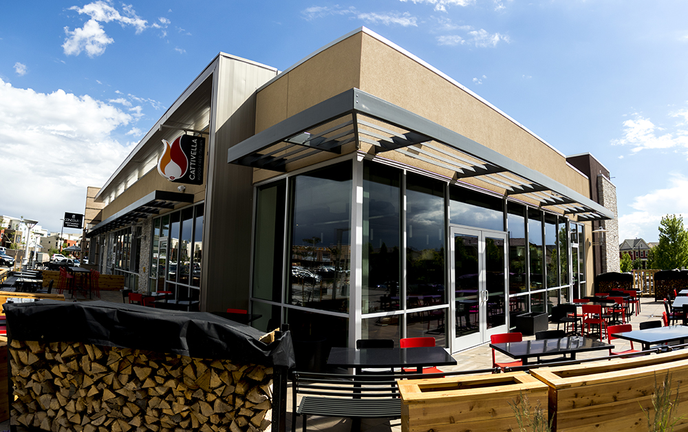 Cattivella Wood Fired Italian, Eastbridge Town Center, April 3, 2017. (Kevin J. Beaty/Denverite)  eastbridge; stapleton; commerical real estate; restaurants; food; kevinjbeaty; denver; colorado; denverite;