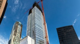 1144 15th near 15th and Arapahoe streets. 603 feet tall, 40 stories. (Kevin J. Beaty/Denverite)