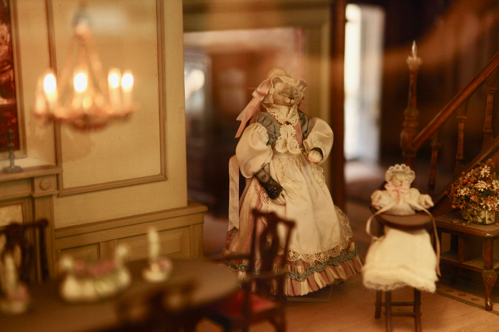 I can't wait to see you at the Denver Museum of Miniatures, Dolls and Toys, my dear. (Andrew Kenney/Denverite)