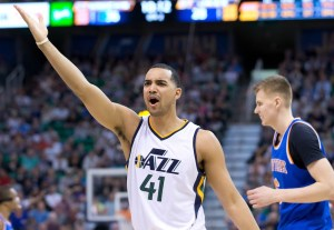 Trey Lyles will be a Denver Nugget. (USA Today Sports)