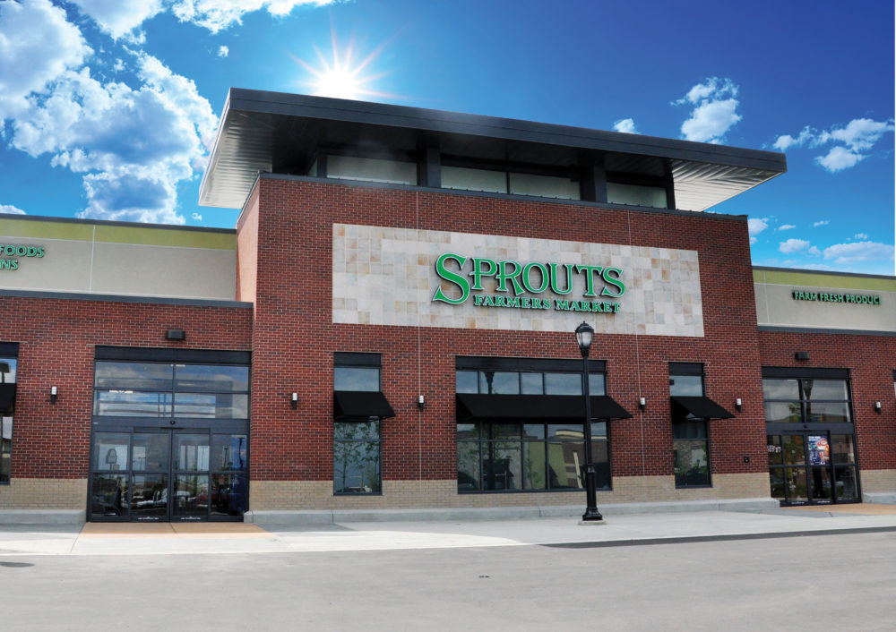 It's a Sprouts Farmers Market store. (Courtesy of Sprouts Farmers Market)