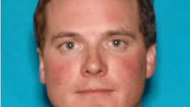 Justin Slyter, 39, was killed in a shooting on East Colfax. (Metro Denver Crimestoppers)
