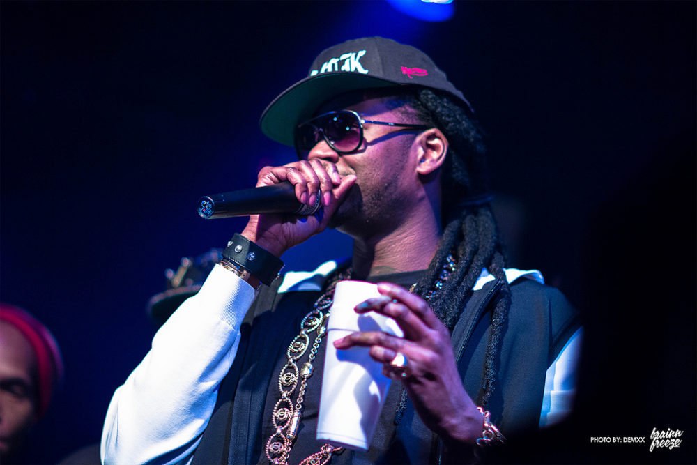 2 Chainz in Orange County. (demxx/CC 2.0)