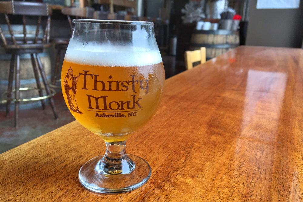 Thirsty Monk Brewery & Pub announced plans to expand to Denver on Thursday, Oct. 19, 2017. (Courtesy of Thirsty Monk Brewery & Pub)