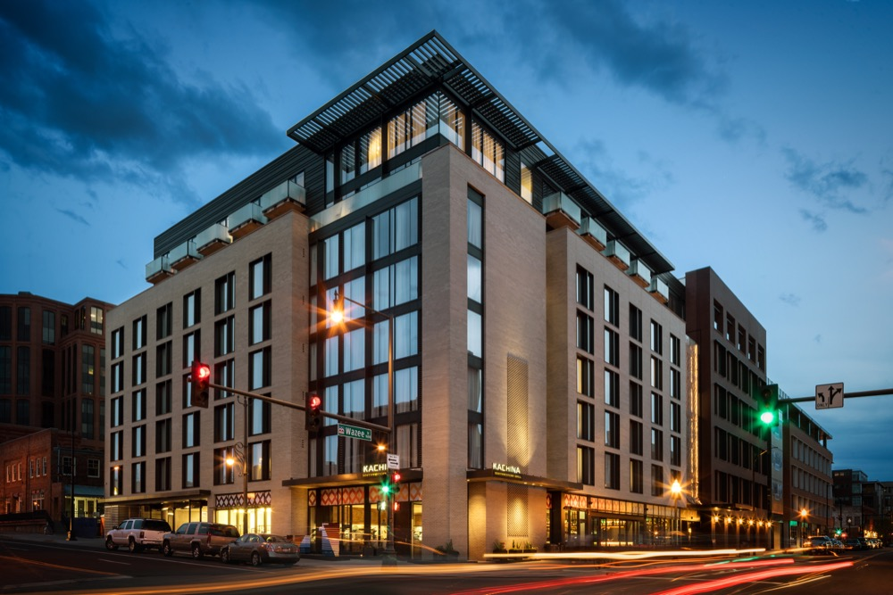 The Maven Hotel at Dairy Block. (Courtesy of Denver Community Planning and Development)