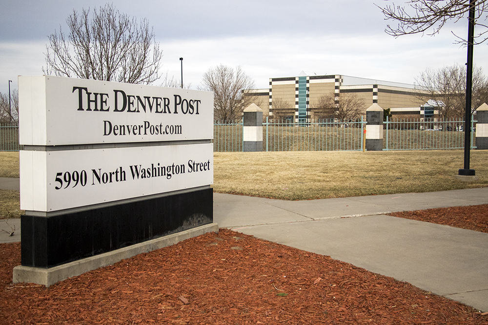 The Denver Post, 5990 Washington St. (Kevin J. Beaty/Denverite)