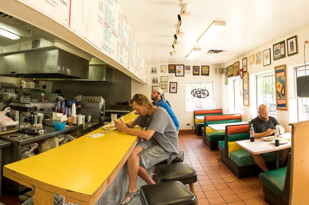 El Taco De Mexico on Santa Fe Drive, Aug. 6, 2018. (Kevin J. Beaty/Denverite)