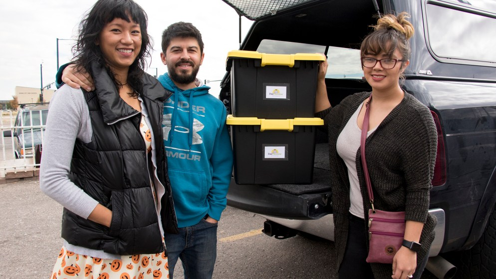 This Denver Startup Wants To Be There For You When The Laundry Is