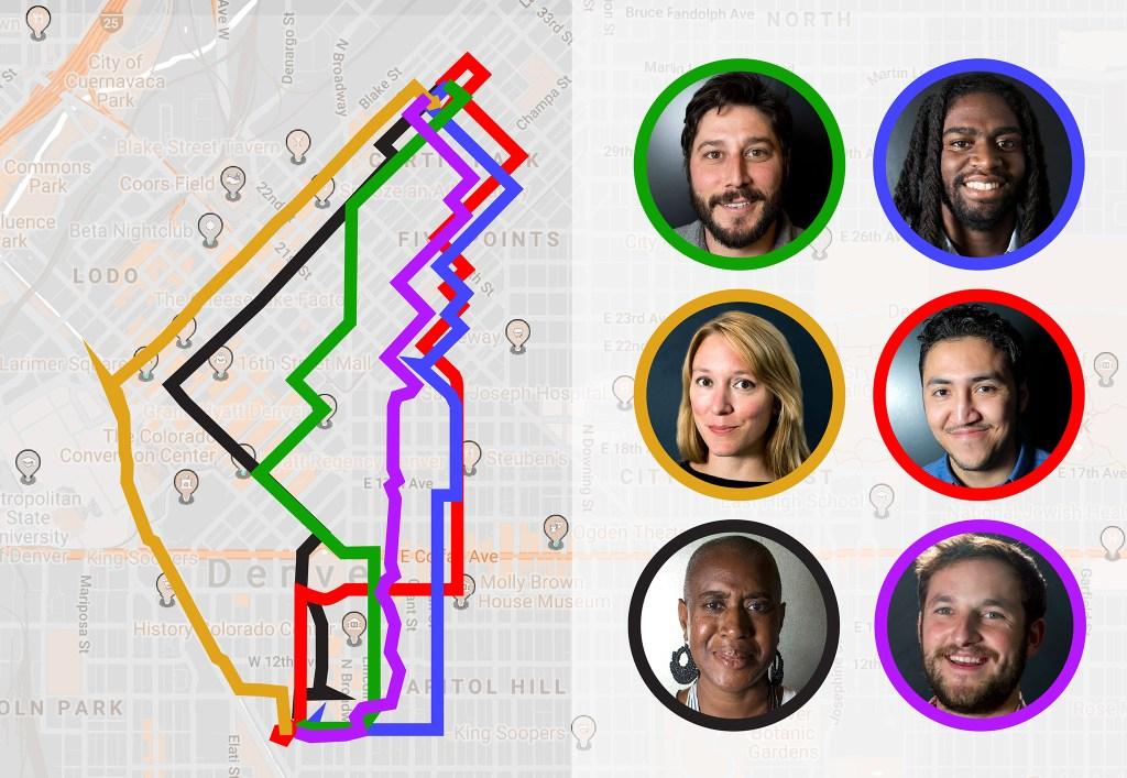 The Great Denver Transportation Race!