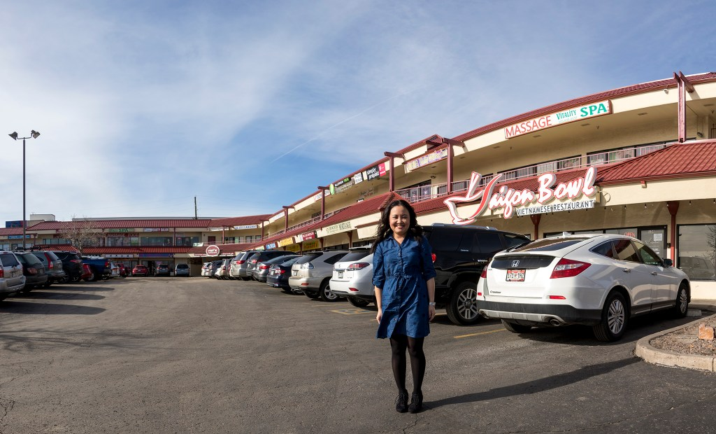 Multiple Projects Along South Federal S Little Saigon Paint A Picture Of What It Could Become Denverite The Denver Site