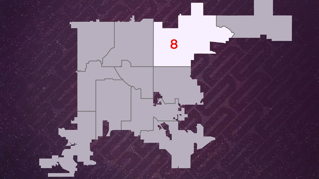 Denver City Council District 8. You can search the district map by address at the city's website.