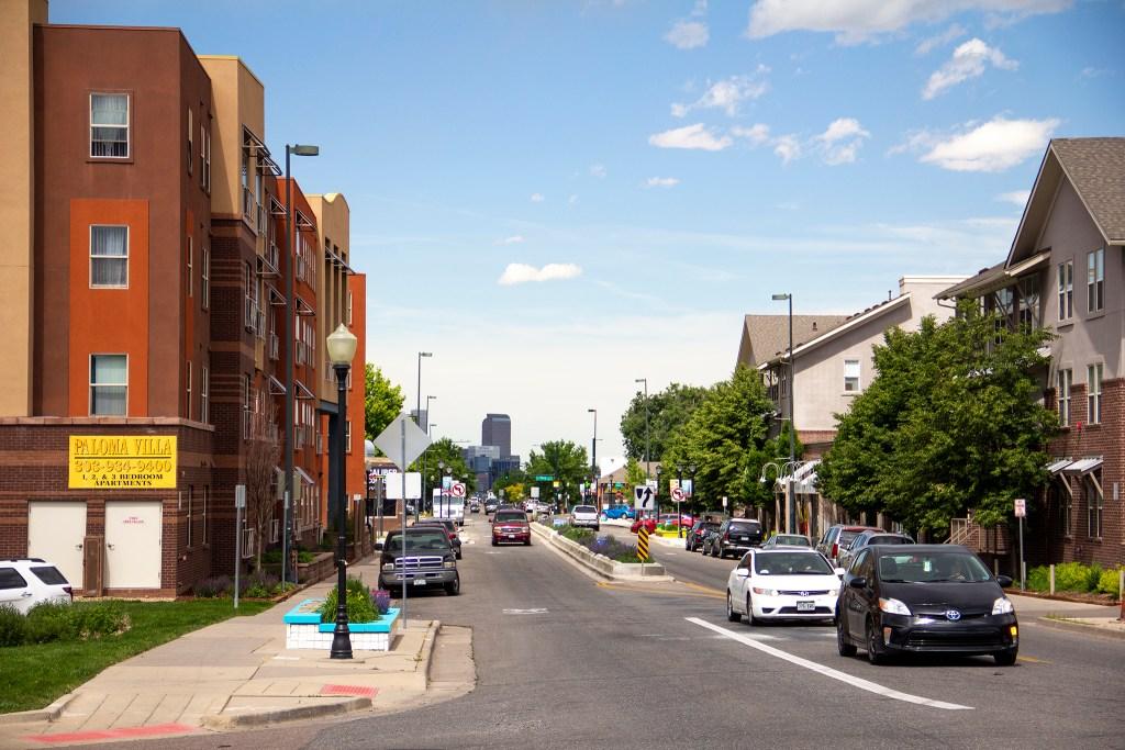 Morrison Road, June 13, 2019. (Esteban L. Hernandez/Denverite)