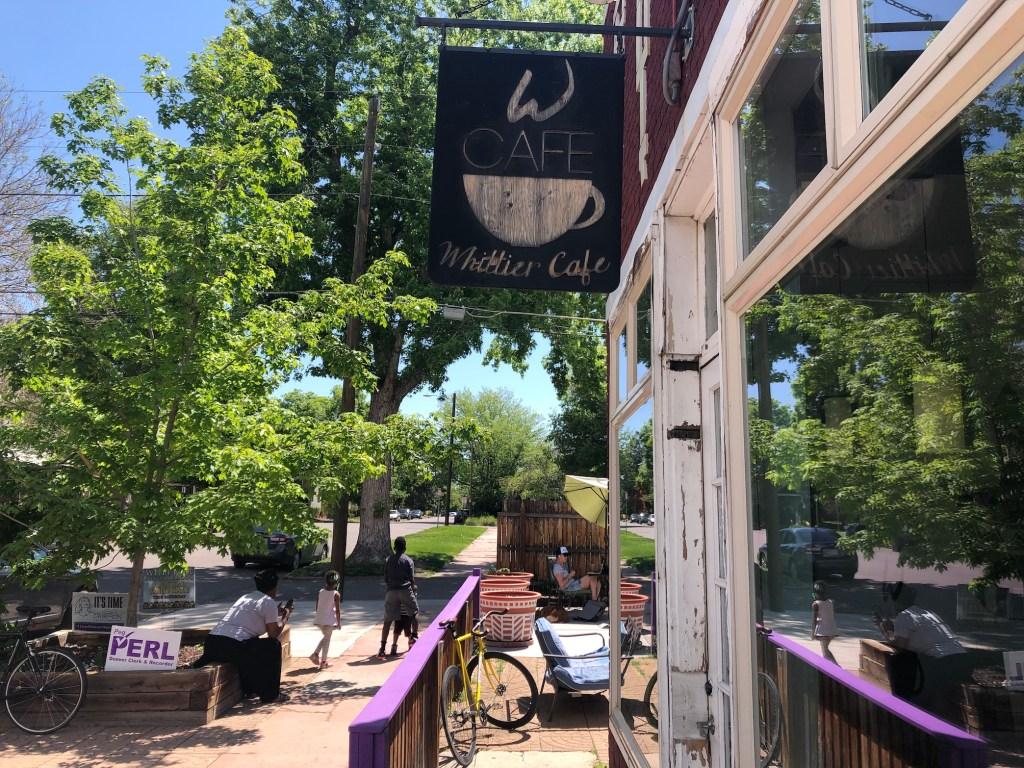 The Whittier Cafe. (David Sachs/Denverite)