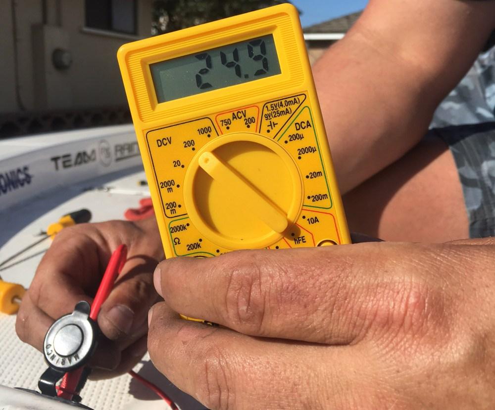 medium resolution of trolling motor plug and receptacle wiring diagram
