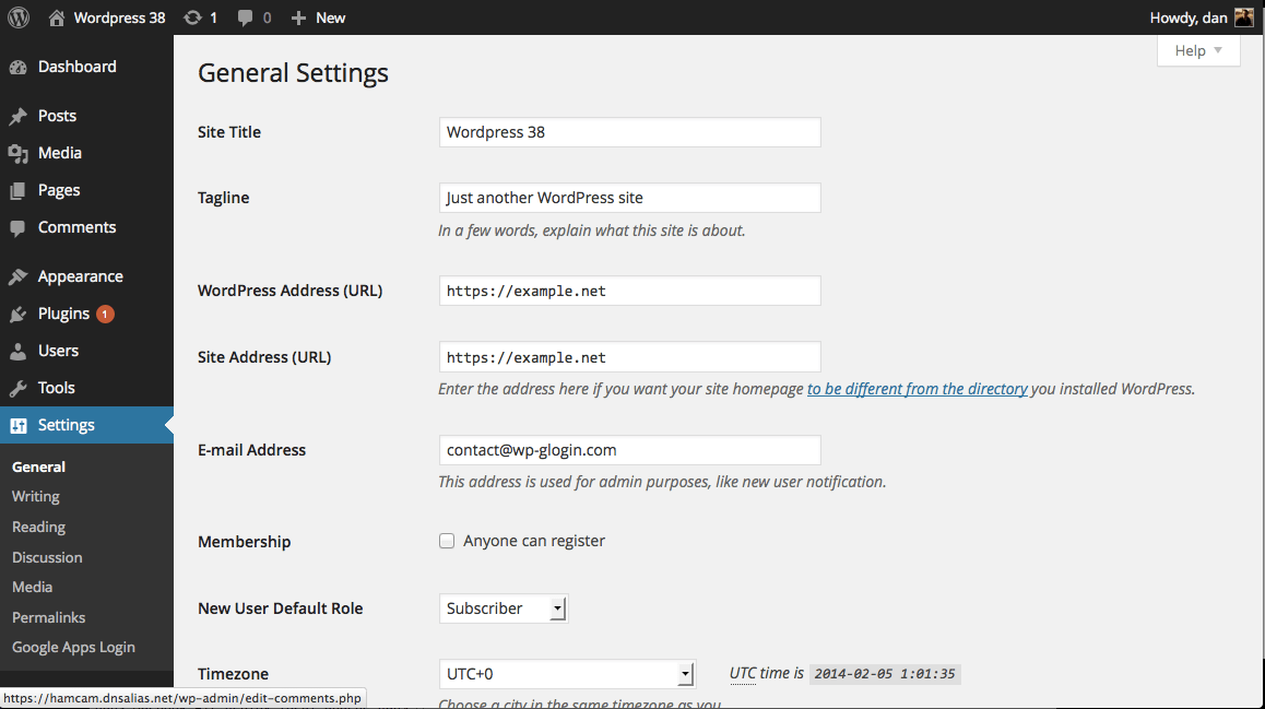 WordPress Intranets
