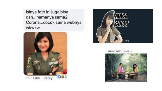 contoh meme yang menggunakan perempuan sebagai obyek
