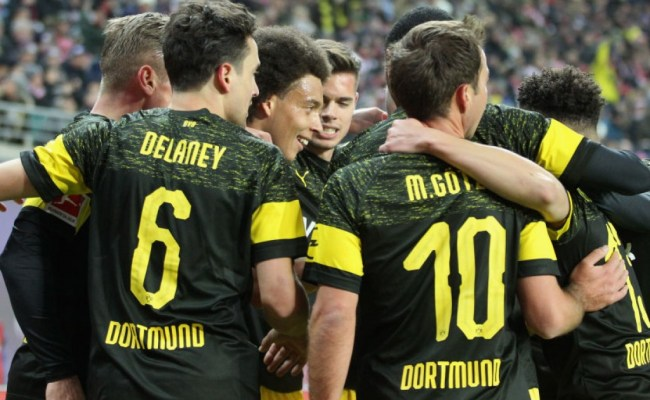 New Borussia Dortmund Away Kit Has Leaked And We Re