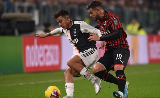 Milan And Juventus Name Coppa Italia Semi Final Xis