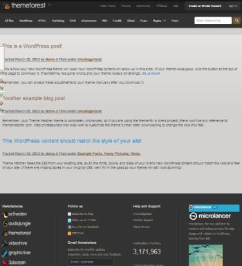 Convertir html en thème wordpress