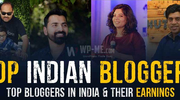 Top Best Indian Bloggers