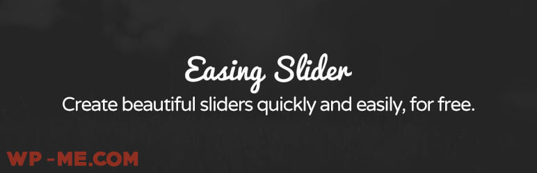 Easing Slider