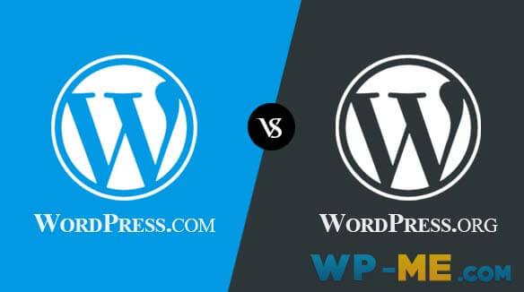 WordPress.com vs WordPress.org