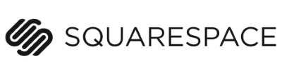 Start a blog - Squarespace logo
