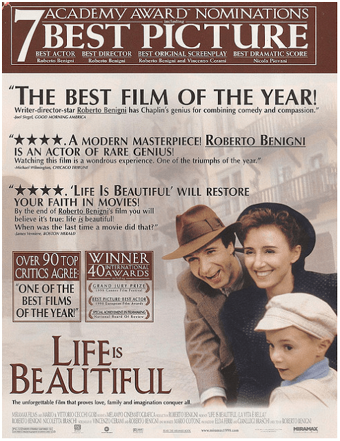 Life Is Beautiful Movie Quotes : beautiful, movie, quotes, Beautiful, Healing, Transformation