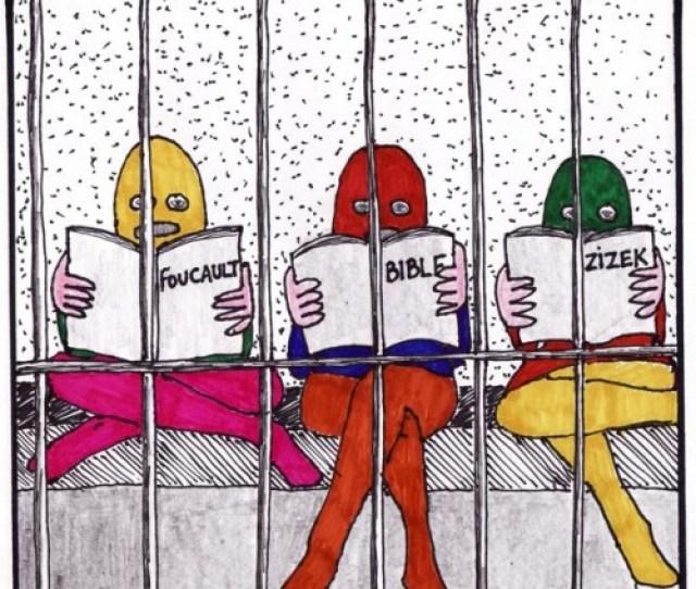 Pussy Riot And Revolutionary Ready Cartoon Drawing By Nakedpastor David Hayward