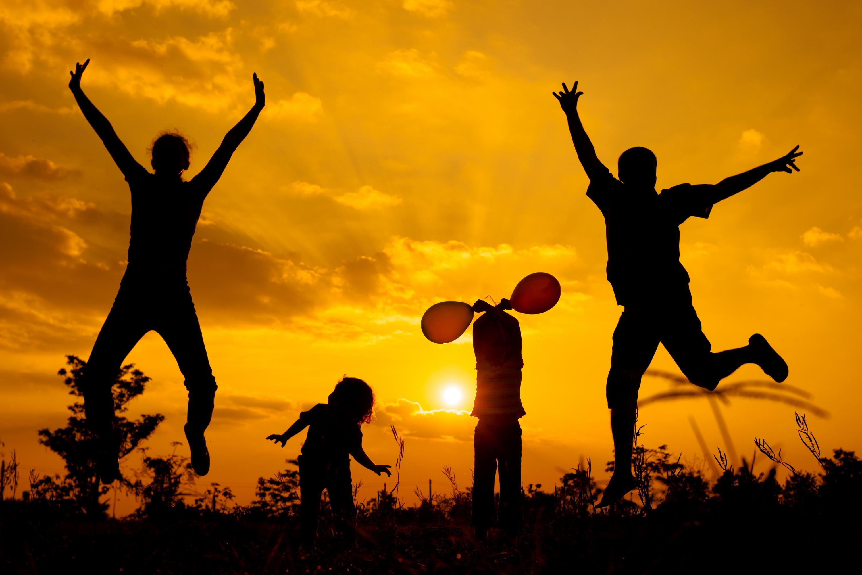 4 traits of happy