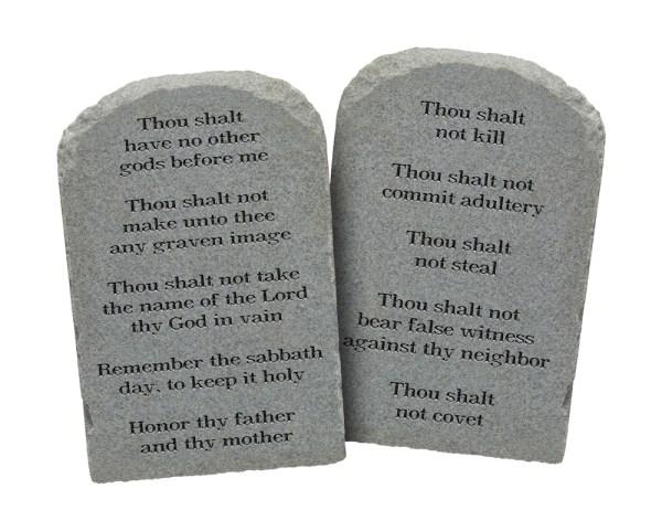 10 commandments # 38