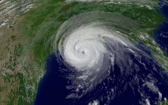 Hurricane Rita Satellite NOAA
