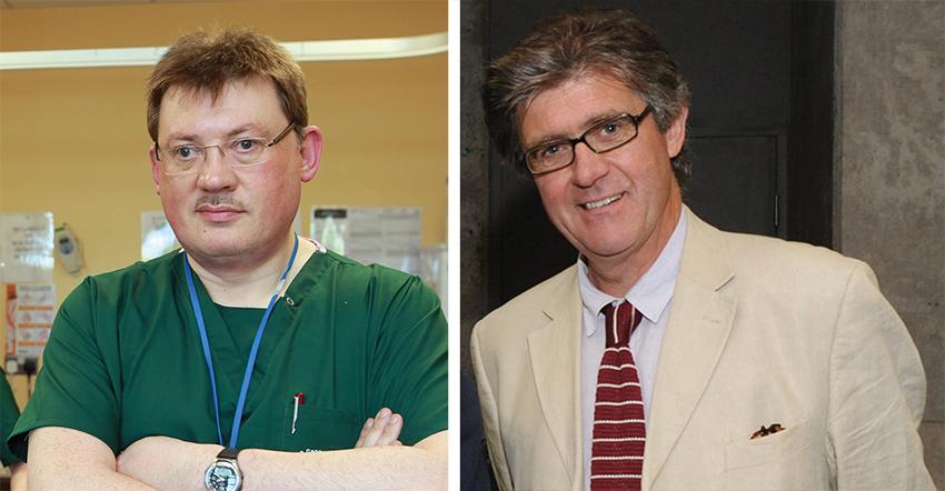Image result for Dr Fergal Hickey, consultant in emergency medicine at Sligo General Hospital