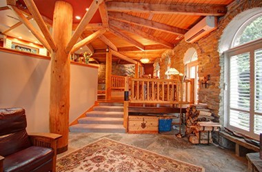 House of the Week: Pacific Northwest Castle in the Woods