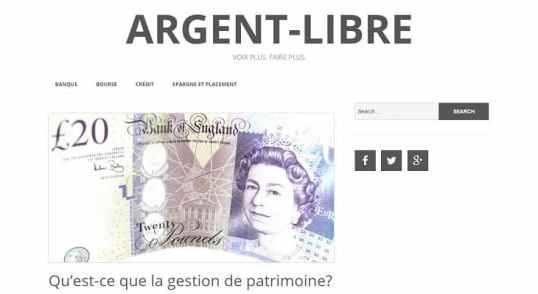 Fichiers .po et .mo de la traduction française du thème WordPress Epic